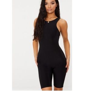 Black Bodysuit Jumper